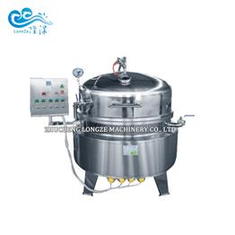 Sweet Natto Vacuum Concentrated Cooking Machine