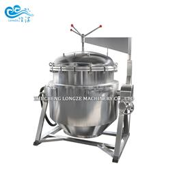 Electromagnetic Heating Pressure Cooking Pot