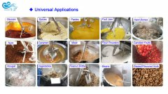 Planetary industrial Fillings Cooking Mixer Machine_Fillings Mixer Manufacturer Price